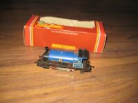 VINTAGE HORNBY TRAIN MODEL LOCH NESS '00' GAUGE