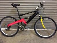 SERVICED LIGHTWEIGHT ALLOY SUSPENSION BIKE - FREE DELIVERY TO OXFORD!