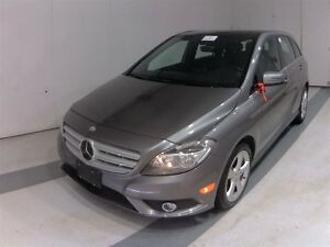 2013 Mercedes-Benz B-Class SPORTS TOURER/PANORAMA ROOF/19KMS/LOW