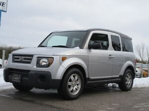 2008 Honda Element EX-P AWD / ONE OWNER / ACCIDENT FREE