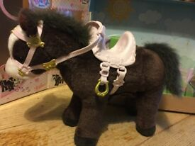 Walking horse Zapf Creations Baby Born, with sounds