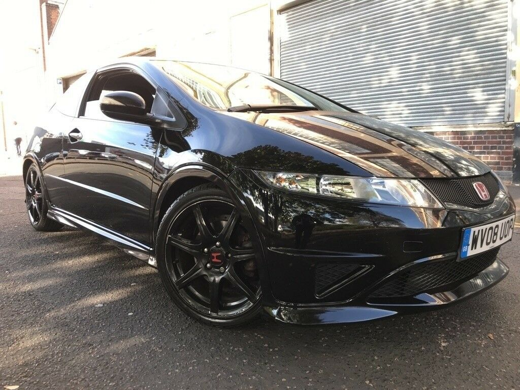 Honda Civic 2008 2.0 i-VTEC Type R Hatchback 3 door F/S/H, 2 OWNERS, NEW SHAPE, BARGAIN