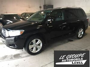 2010 Toyota Highlander V6 Limited/ DVD