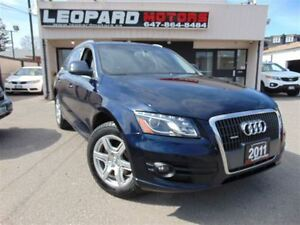 2011 Audi Q5 *Winter Special*2.0T Premium Plus, Panoramic, Leat
