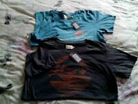 Two Saltrock size 16 t.shirts brand new