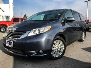 2013 Toyota Sienna XLE-LEATHER+SUNROOF!