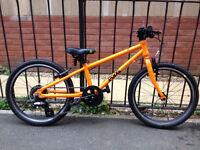 Children bike, Frog 52 orange