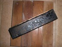 English Oak Parquet Flooring