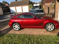 Chrysler Crossfire 3.2 2004 Limited Edition Manual