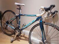 Trek 1.5 Bontranger road-bike for sale.