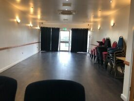 hall hire to let @ E15 3JJ close to Stratford/Plaistow stations cheapest hourly rate for area !!