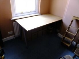 Ikea desk. Adjustable height. Excellent condition.
