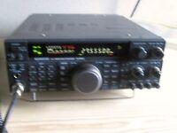 AMATEUR RADIO KENWOOD TS690SAT HF TRANSCEIVER