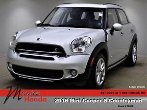 2016 MINI Cooper Countryman Cooper S
