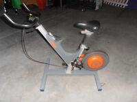 Keiser heavy duty commercial spinning bike