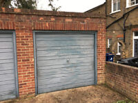 Lock up garage near Ealing Broadway W5 - £165 pcm