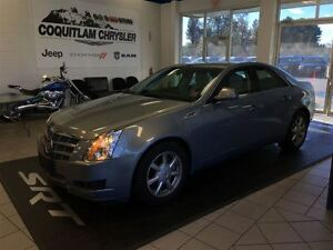 2008 Cadillac CTS loaded leather alloy