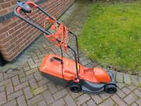 Flymo Rollermo 1000W Electric Rotary Lawnmower