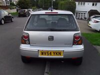 Seat Arosa 1.0 S, ONLY 39,000 MILES, 12 mth MOT, perfect condition, 2 Lady owners, low insurance