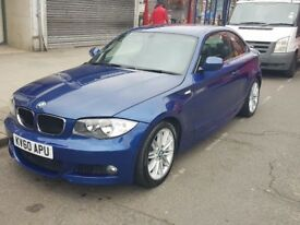 2010 BMW 120 D M SPORT AUTOMATIC DIESEL HPI CLEAR MINT CONDITION 12 MONTH MOT