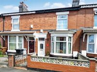 Nice 3 bedroomed terrace house to rent in Crewe near amenities
