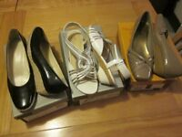 Size 6 - sandals and shoes, VanDal & Flexisole