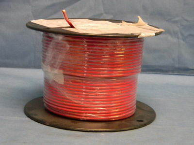 Thermax M2275916-10-2 Mil-spec Red Tefzel Wire 10 Awg