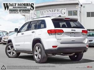 2016 Jeep Grand Cherokee LIMITED: LEATHER, HEATED SEATS & POWER