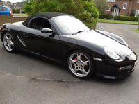 PORSCHE BOXTER S 280 BHP IN VERY GOOD CONDITION
