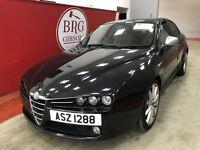 Alfa Romeo 159 (black) 2008