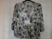 Selection of Ladies tops size 16/18 some new others worm once only.