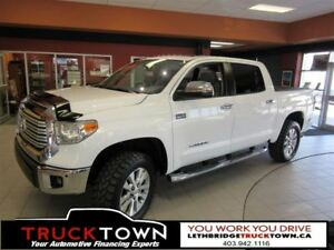 2014 Toyota Tundra LIMITED-FULLY LOADED