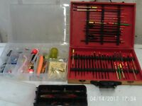 FISHING GEAR VINTAGE PLUS 7 RODS