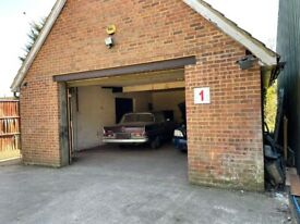 Workshops to Let - Various Sizes From £600