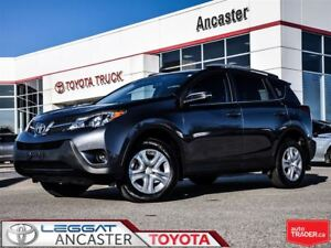 2015 Toyota RAV4 LE ONLY 33431 KMS!!!