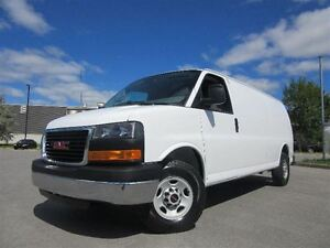 2015 GMC Savana Allongé Extended ** Camera de recul **
