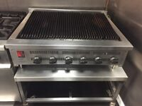 Wolf 6 burner char grill Very good condition and working order