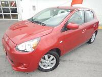 2014 Mitsubishi Mirage ** 10,736 km. SE+AIR+MAG