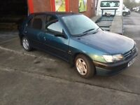 Peugeot 306 - only 48,808 miles, full service history, great condition