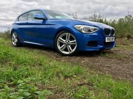 BMW 118D M Sport 2013 Manual not 116d 120d