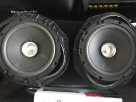 Vibe 6.5 inch speakers