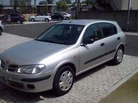 Nissan Almera 1.8 Automatic 2002