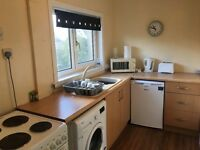 One bed flat in Tullibody for rent