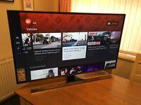 55in 4K UHD 3D Smart LED TV -1300hz- HDR - Freeview HD & Freesat HD -WIFI- WARRANTY