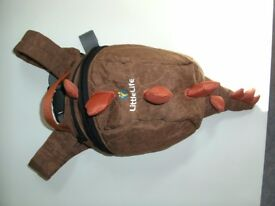 LittleLife Dinosaur Toddler Daysack