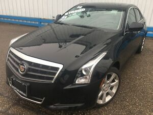 2014 Cadillac ATS 2.0T AWD *LEATHER-SUNROOF*