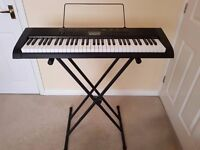 Casio CTK 1100 Keyboard - Excellent Condition. Collection only