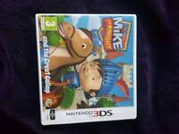 3ds game mike the knight