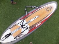 Windsurfing Kit - various - reduced prices