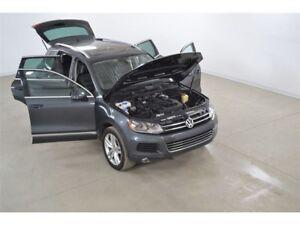 2012 Volkswagen Touareg V6 4Motion Comfortline GPS*Toit Pano*Mag